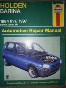 Workshop manual for holden barina gumtree australia free local workshop manual for holden barina gumtree australia free local classifieds fandeluxe Image collections