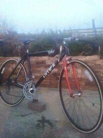 Muddy fox road bike