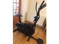 Gym Master Cross Trainer available immediately - Perfect Condition!