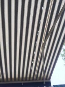 AWNINGS - MOTORIZED - GREAT CONDITION