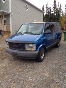 1995 GMC Safari SLX Minivan, Van