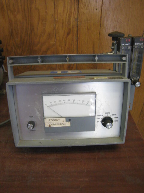 BECKMAN 340 TRACE MOISTURE ANALYZER / METER CAT# 193005 120V USED FREE SHIPPING
