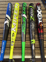 New & Used bats.. at Rebound!!!