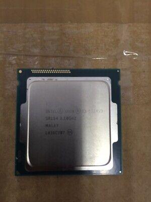 INTEL XEON E3-1220 V3 QUAD CORE CPU - 3.10GHZ - SR154 segunda mano  Embacar hacia Spain