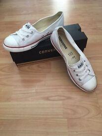 All Star Converse - white (UK6 / EUR40)
