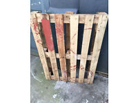 1x Lightweight Unlicensed Euro sized Pallet free