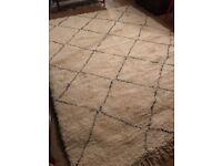 Beni Ourain rug - beautiful rug beautiful price