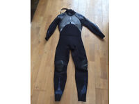 Rip Curl Mens Wetsuit Ultimate Elasto 4/3mm