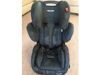 Recaro Young Sport Group 1/2/3 Car Seat (Charcoal Grey)