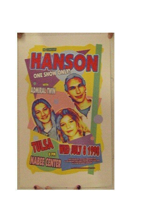 Hanson Offset Poster Glenn Smith