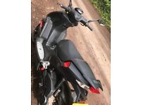 Listed price ONO Dark grey/red 49cc new Dec 16 serviced prior to selling now driving 😄