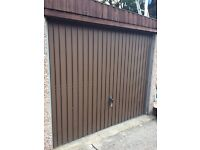 Garage Door - up and over