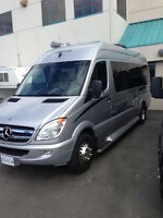2013 TRIPLE E LEISURE TRAVEL VAN FREESPIRIT FS MERCEDES CLASS B