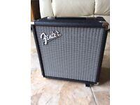 Fender Rumble 15 Bass guitar combo amplifier ***AS NEW***