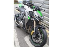 Kawasaki Z1000 ABS Performance Edition
