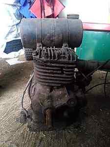 Very old small horizontal gas engines , 2 of them London Ontario image 2