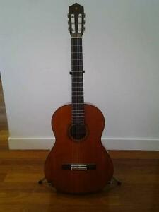 Classical 6 string Yamaha guitar Richmond Yarra Area Preview