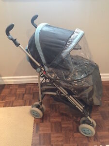 PEG PEREGO stroller great condition!!