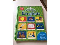 Help with Homework ENGLISH Workbook 6-8 Yrs