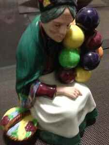Royal Doulton Figurines Mandy Elaine The Balloon Seller Baby New Cambridge Kitchener Area image 6