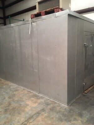 Walk In Cooler 16 X 10 X 82