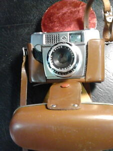 REDUCED - Vintage AGFA Matic 1A - 35 mm camera London Ontario image 1