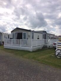 Willerby Vogue Static Caravan 42 x 13 ft - As Brand New