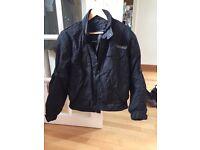 Rev-It motorcycle jacket - size large