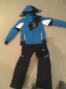 Ski jacket and pants