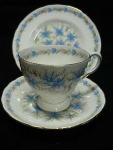 English Royal Tuscan, cup, saucer and plate set Blakeview Playford Area Preview
