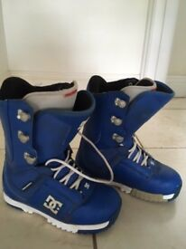 DC PARK Snowboard Boots UK 7