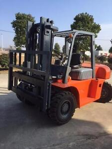 Vimar 15000 lb Diesel Forklift - THE BIG BOY!