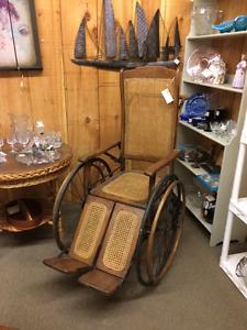 Early 1900;s Wheel Chair