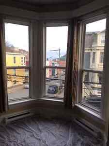 Beautifully renovated one bedroom apartment downtown St. John's Newfoundland image 2