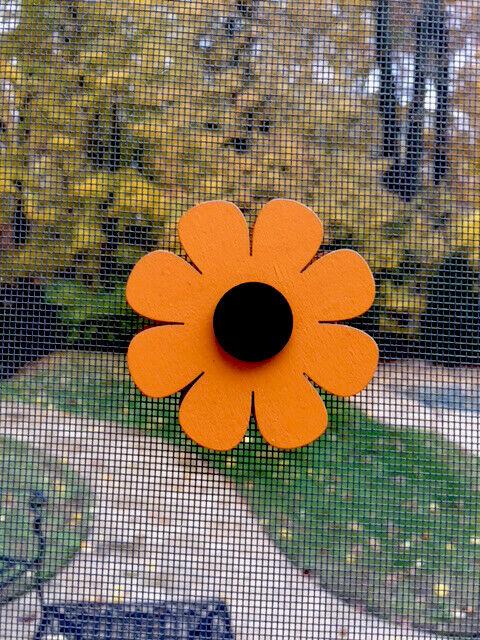 flower screen door saver magnets no more