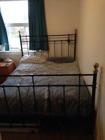 Ornate Bed Frame and base