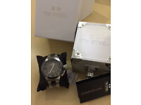 Brand new and Boxed Tw Steel watch model is CB201