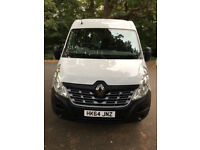 £195.46 PER MONTH 2014 RENAULT MASTER 2.3dCi LM35 125 BUSINESS