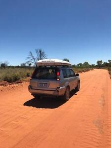 2005 Nissan X-trail Wagon Cook Area Preview