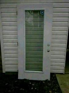 Masonite Steelwood Door / Tyvek House Wrap