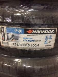 Hankook W310 Icept evo 23560R16 100H winter tires