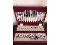 Vintage 1940s cutlery set - never used