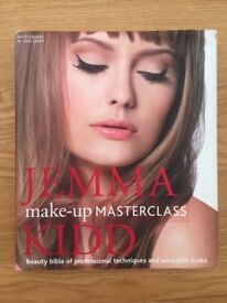 JEMMA KIDD - MAKE UP MASTERCLASS HARDBACK BOOK