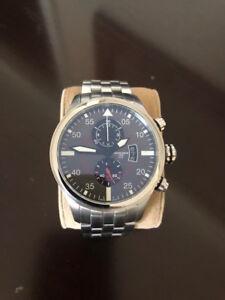 Torgoen Swiss-Chronograph Men Watch