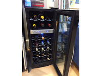 DIHL Wine Fridge/Chiller - works partially, but listing for parts or repair