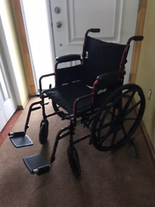 wheel chair and lift chair