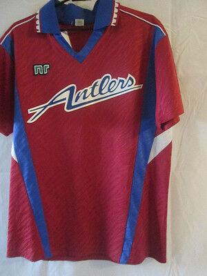 Kashima Antlers 1992-1993 Home Football Shirt Size Medium /10631 image