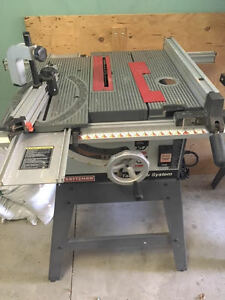 Craftsman Table Saw - Like NEW!