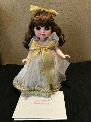 "Marie Osmond 14"" ""Adora Belle - 100"" Doll 15th Anniversary LE 2268/3500 COA tag"