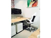 Desk space in Leigh-on-sea, Affordable, Flexible with High Speed Internet